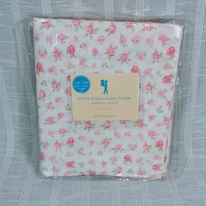 Pottery Barn Kids Petite Floral Duvet Cover Twin